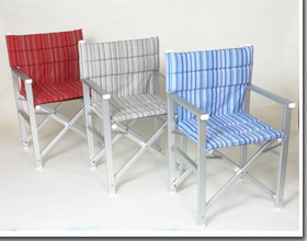 Lettini sdraio e sedie regista alluminio for Sedie per piscina