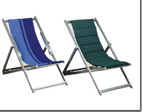 Sedie A Sdraio Per Spiaggia.Lettini Sdraio E Sedie Regista Alluminio