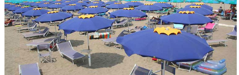 Ombrelloni Per La Spiaggia.Ombrelloni Grandi Dimensioni