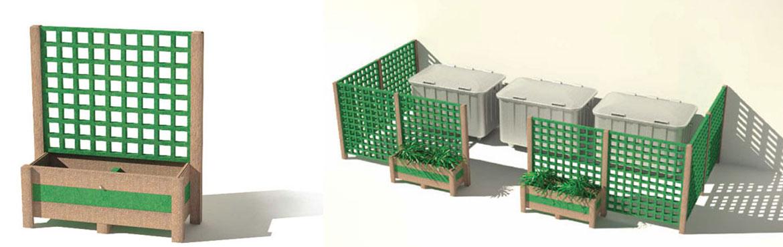 Arredi Urbani In Plastica Riciclata.Parchi Giochi In Plastica Riciclata Arredi Urbani
