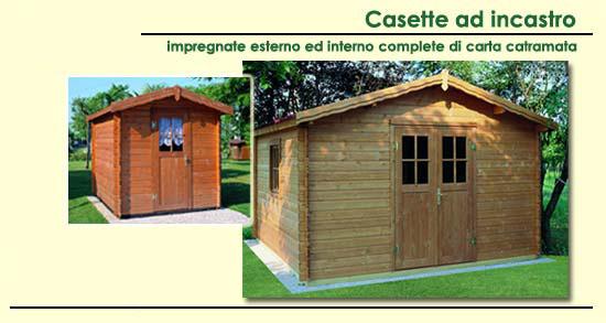 Chioschi e cabine in legno casette prefabbricate e - Cabine in legno ...